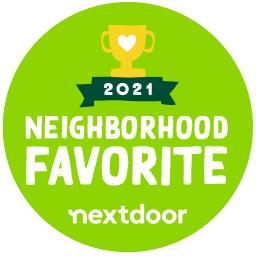 Winner - 2021 Nextdoor Neighborhood Favorite