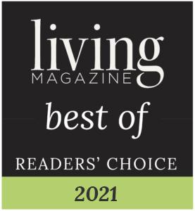 Winner - Best of Reader's Choice 2021